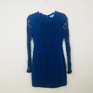 Anthropology Charlie Jade lace dress